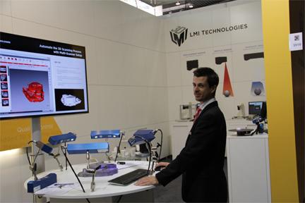 multi-scanner setup HDI 120