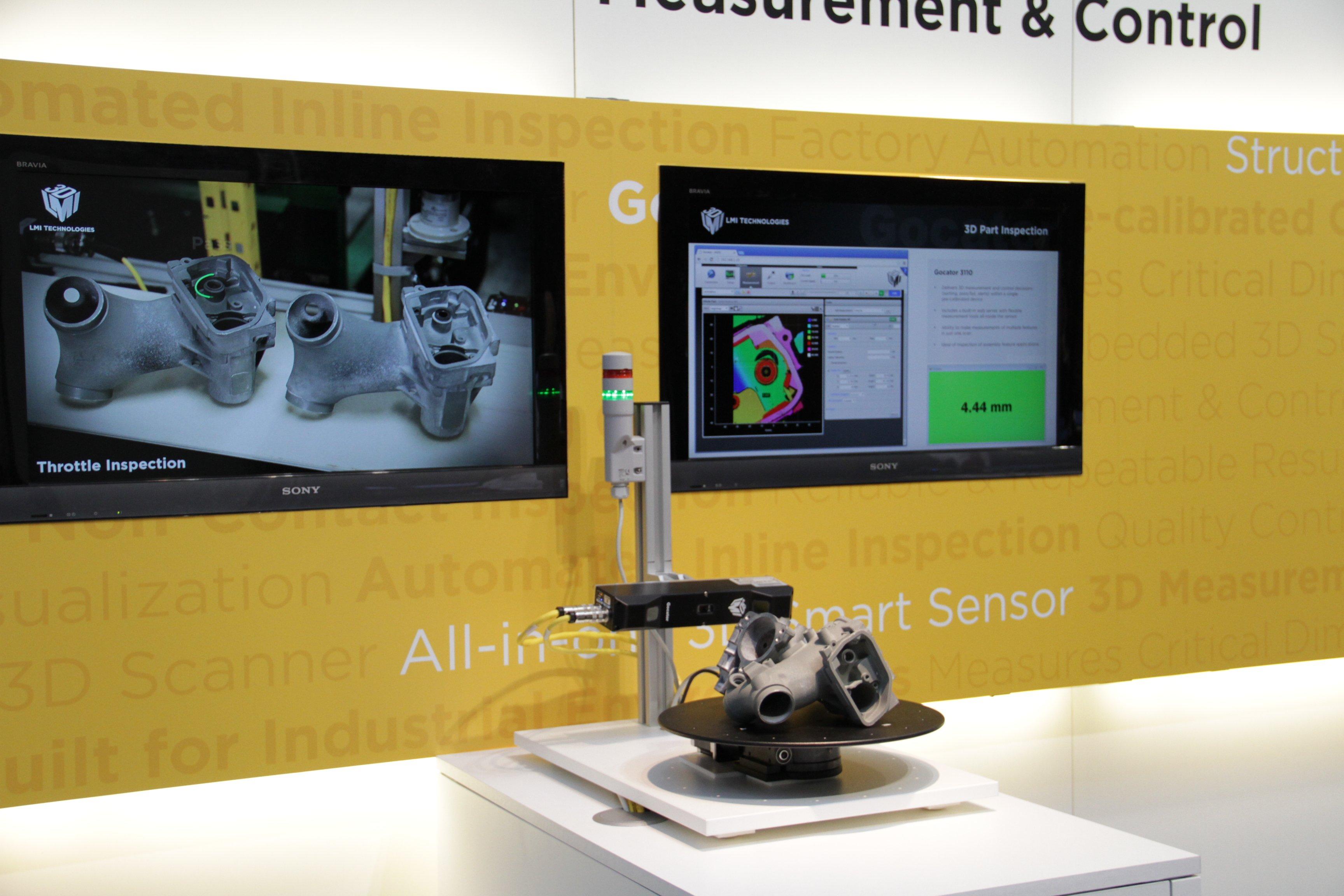 Gocator 3110 3D smart sensor